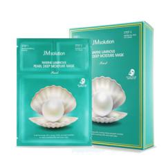 【保税备货】Jmsolution 肌司研海洋珍珠面膜三部曲