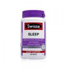 【保税备货】澳洲进口 SWISSE 睡眠片 100片/瓶