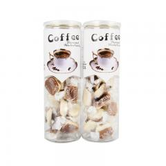RINDA咖啡味双色糖120g