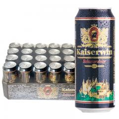 凯撒黑啤500mL