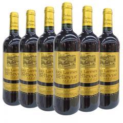 【商场现货】2013贝乐红葡萄酒750ml