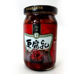 【原装进口】台宴红曲豆腐乳380g