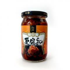 【原装进口】台宴辣豆瓣豆腐乳380g