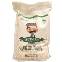 泽菲尚品旱沙地小麦粉5kg