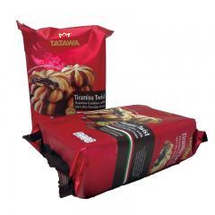 TATAWA提拉米苏巧克力软馅曲奇饼干120g