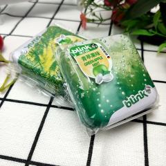 冰力克无糖含片糖(青苹果味)15g
