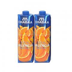芭提娅瓦伦西亚橙子果汁1L